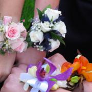 corsage fiori damigelle