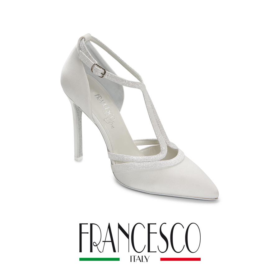 scarpe accessorio abito da sposa