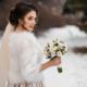 Come il tuo abito da sposa estivo può essere perfetto anche d'inverno